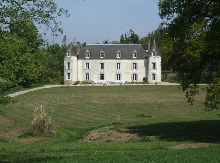 Château de la Ville-Huë