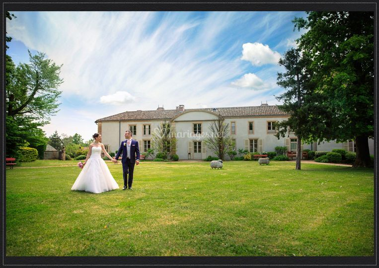 Mariage Château des Broyers