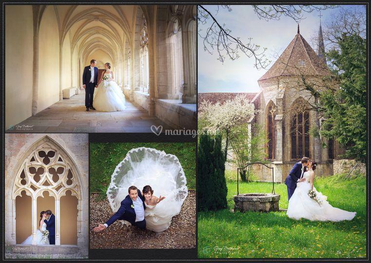Mariage Abbaye D'Ambronay