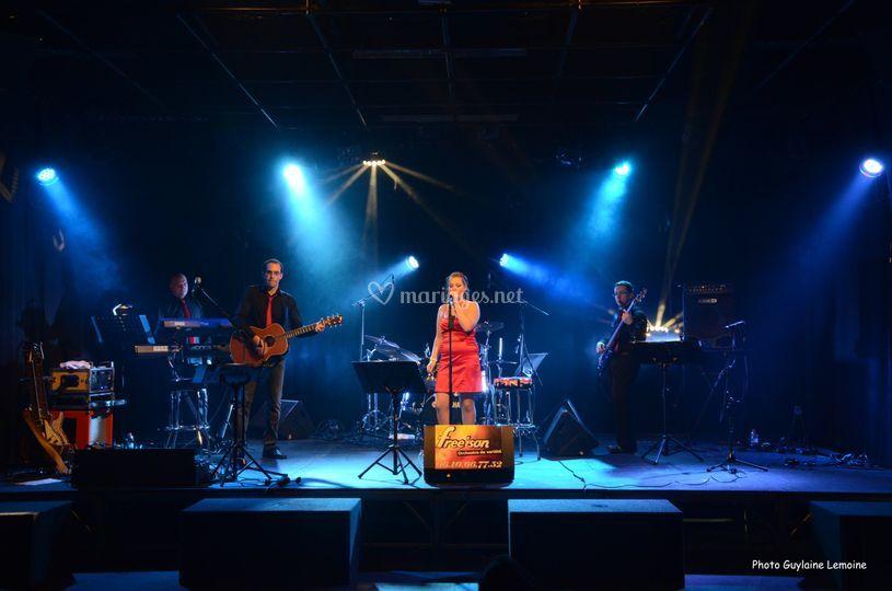 Orchestre Free'son en live