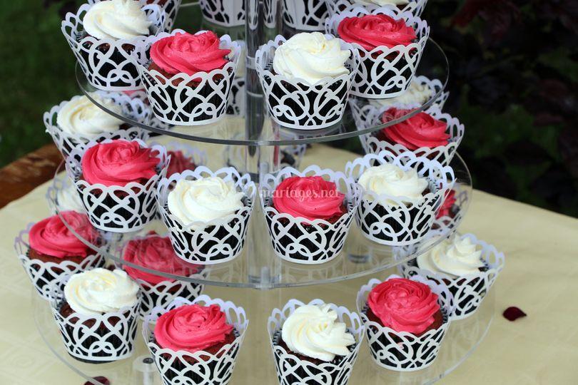Cupcakes mariage