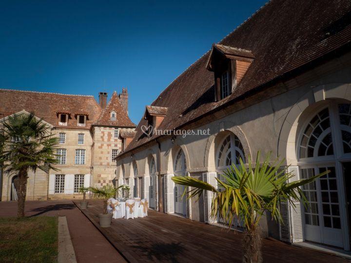 Le Château et son Orangeraie