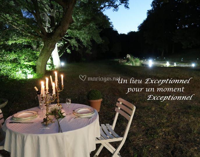 Evenement romantique