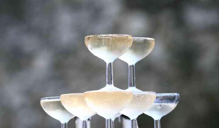 Fontaine à champagne