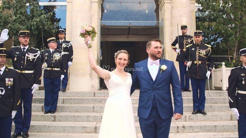 Mariage à Laval, France
