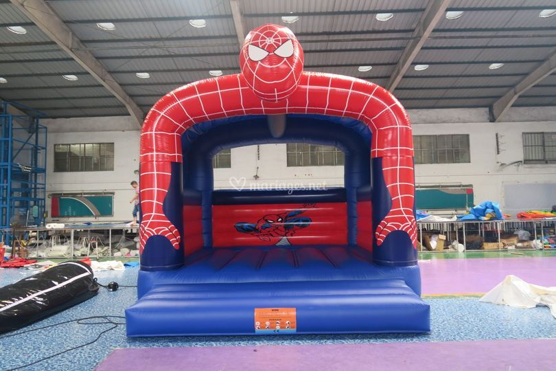 Château Spider Man