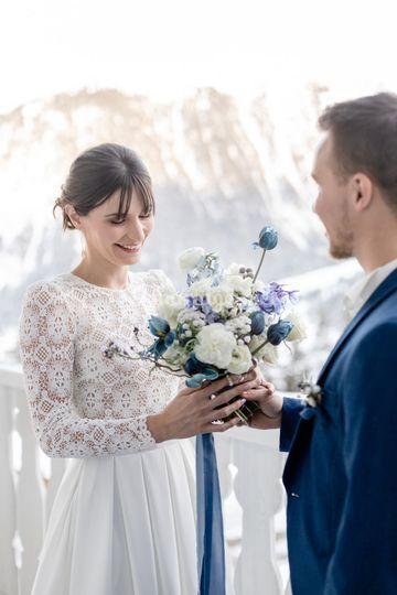 Mariage Elizabeth & James