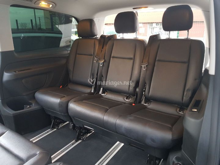 Intérieur Mercedes class v