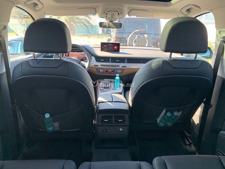 Intérieur Audi q7