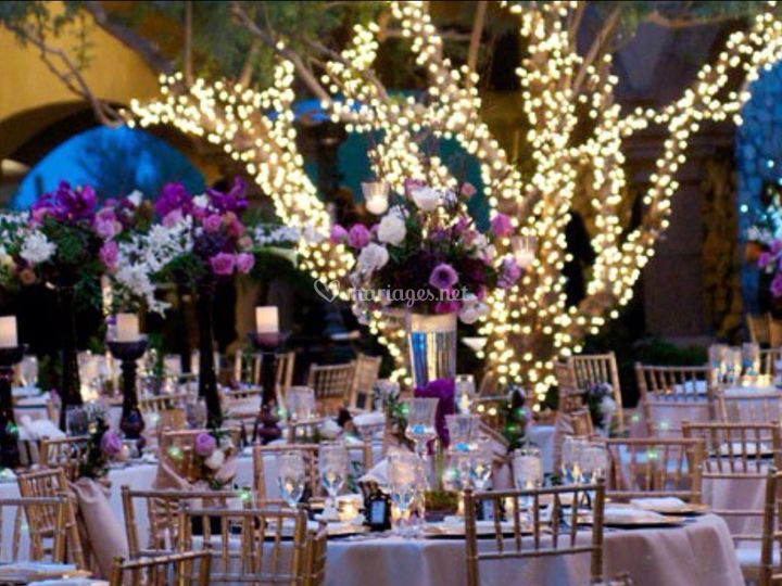 Déco mariage juif de Pivonia Designs  Photo 6