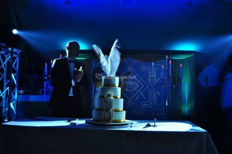 Super gâteau de RB