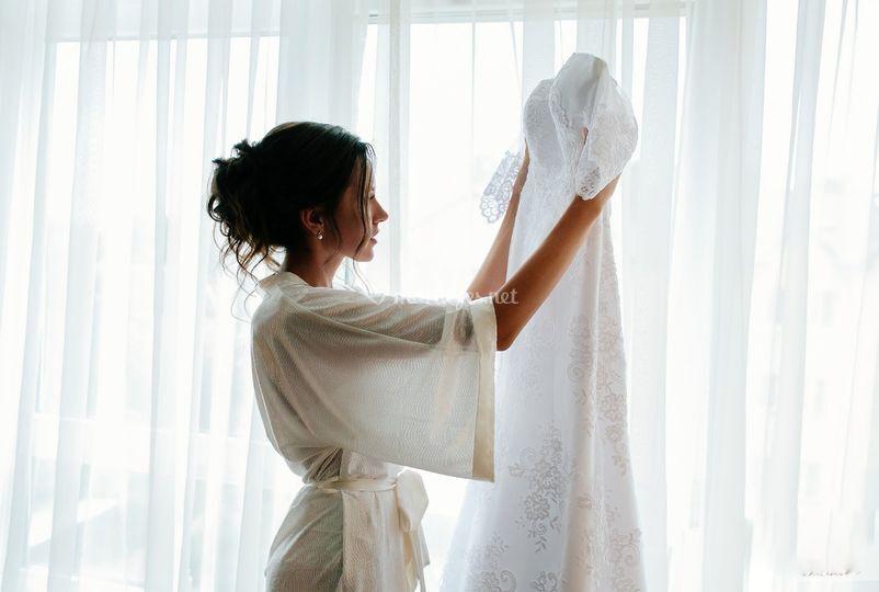 Robe de mariée DLV Organisation