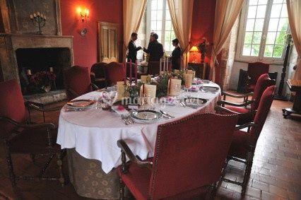Salon XVIIIème siècle