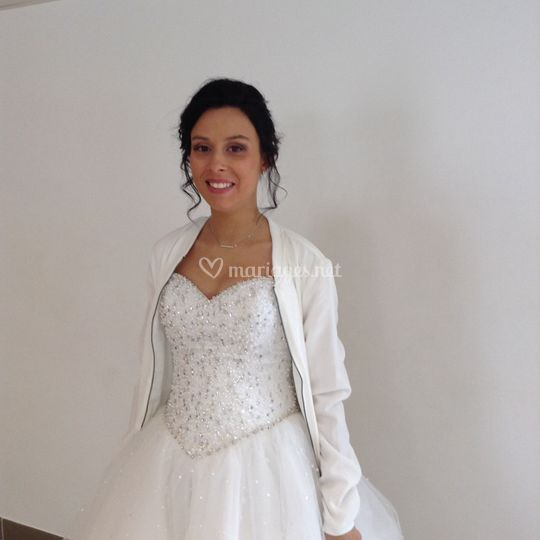 Mariée jour J
