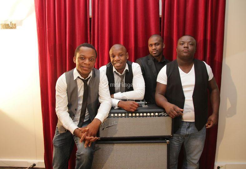 EDN7 gospel groupe