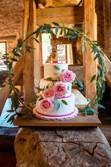 Wedding Cake sur le Pressoir