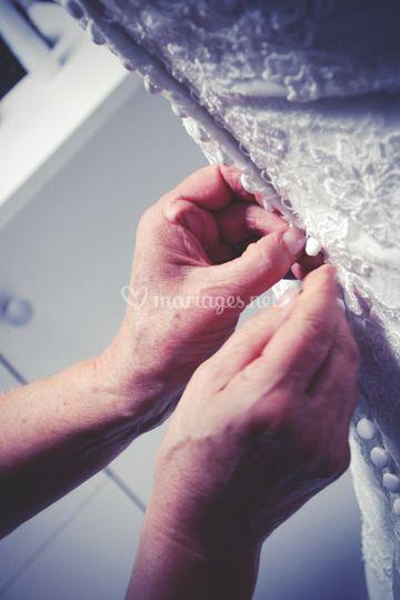Passage de la robe