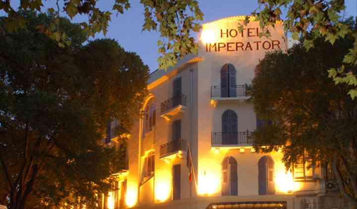 Hotel Imperator 4 étoiles