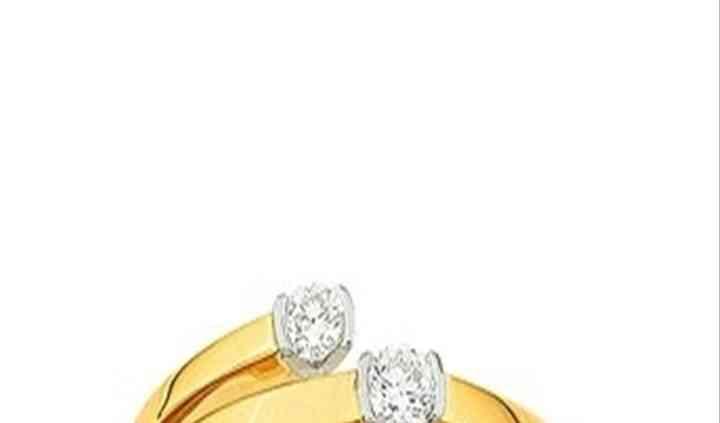 Bague Diamanti trilogie diamant