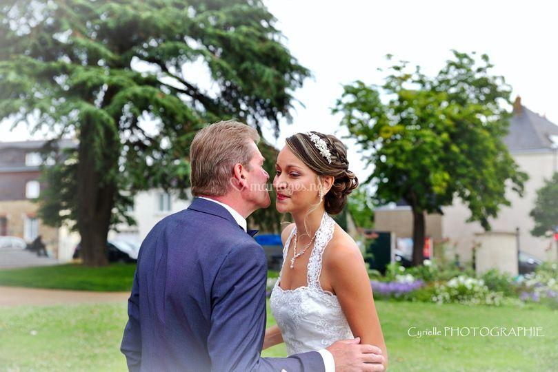 Le papa de la mariée