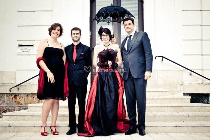 Super 7 reportages photos de mariage - Après le mariage - Forum Mariages.net YO89