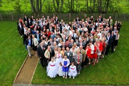 7 reportages photographiques de mariage - Photo de groupe mariage ...