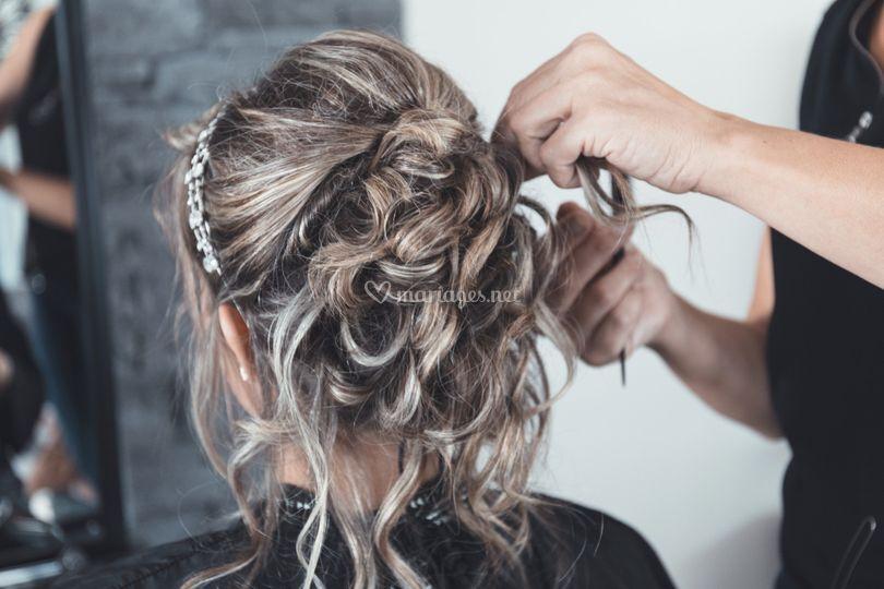 Jade coiffure