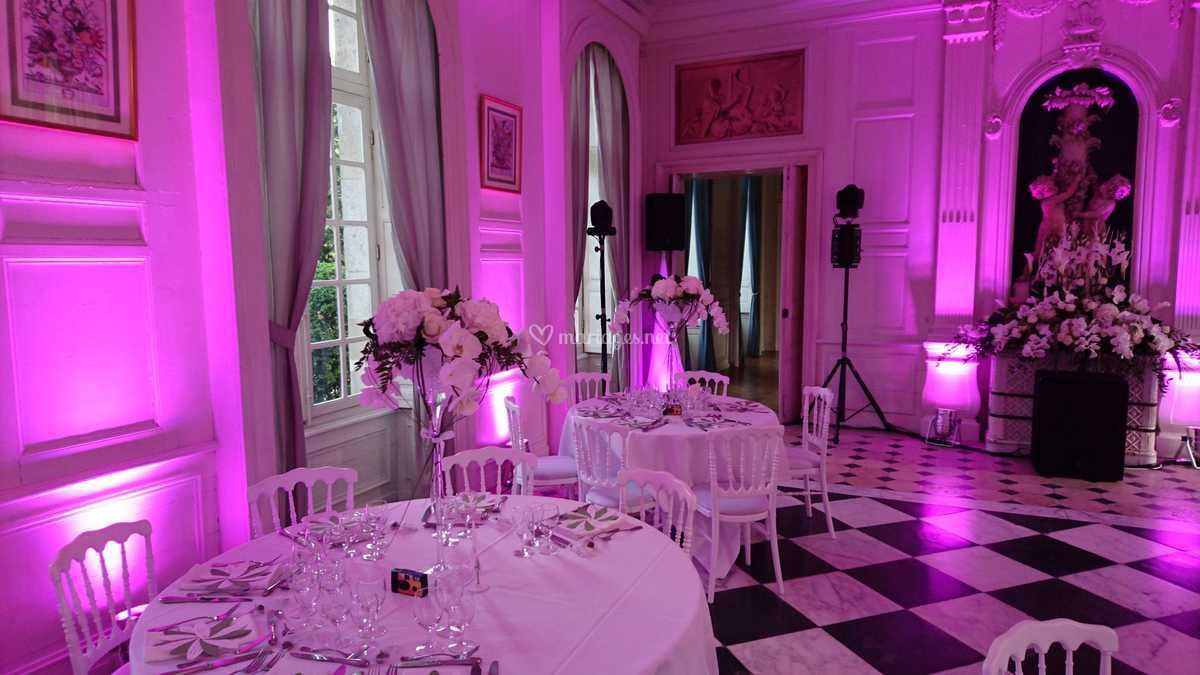 Eclairage Salle De Reception De Jeamy Events Photo 7