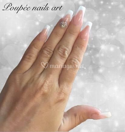 Poupée Nails Art
