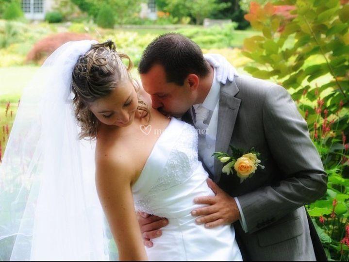 Baiser du marié