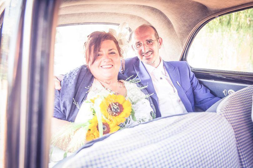 Un mariage vintage