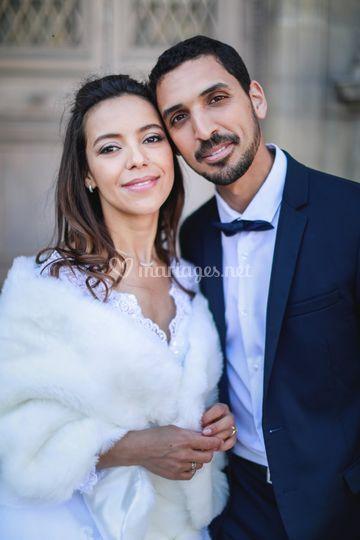 Portrait couple - AGENCE 520
