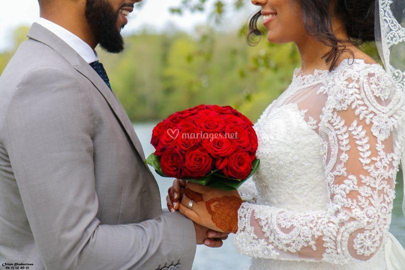 Photo de couple sur Orient Productions