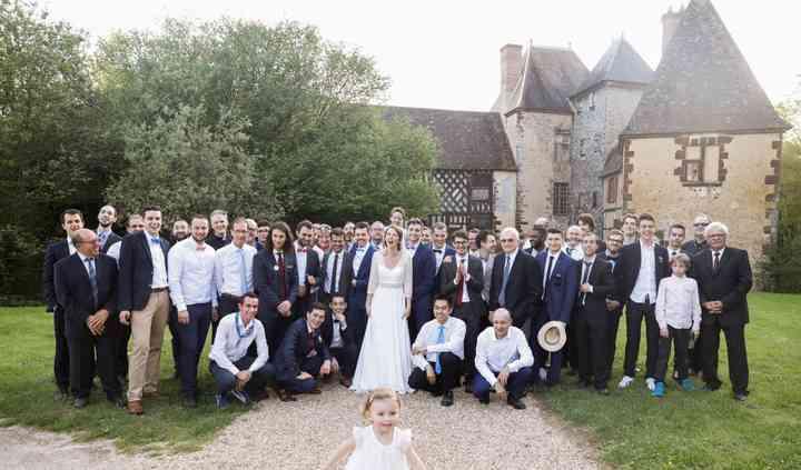 Mariage- groupe