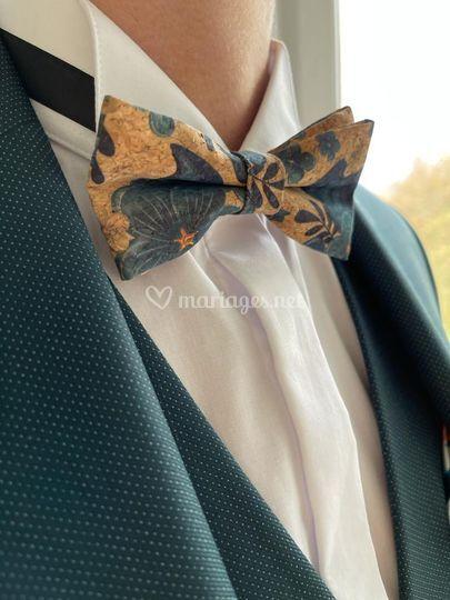 Noeud papillon liège