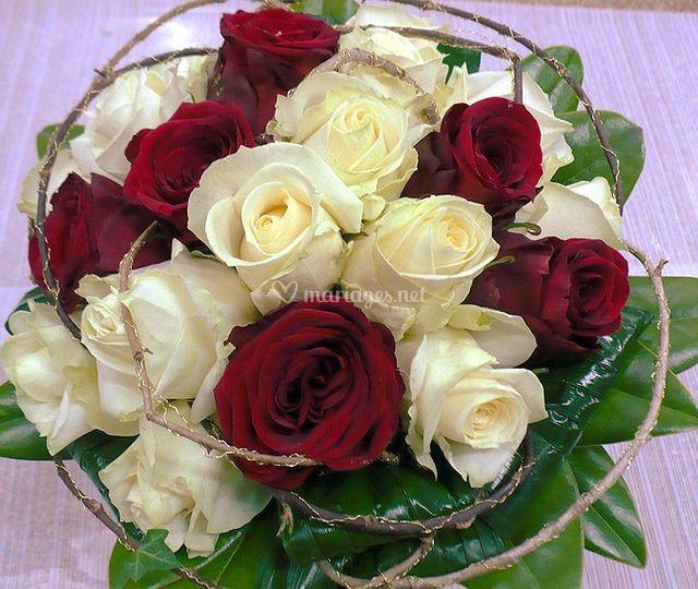 Ab lia fleuriste for Prix bouquet de rose fleuriste