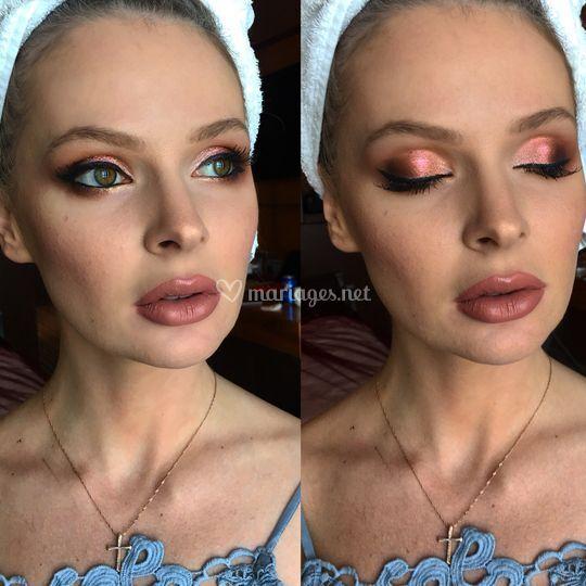 Yana makeup