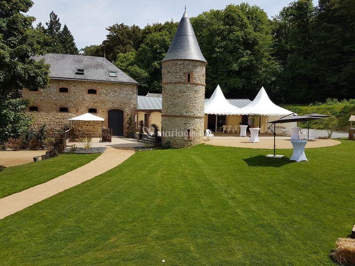 Château du Lattay