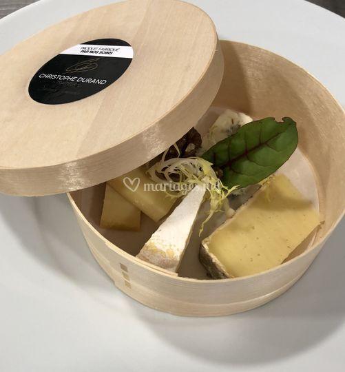 La boite à fromages affinés