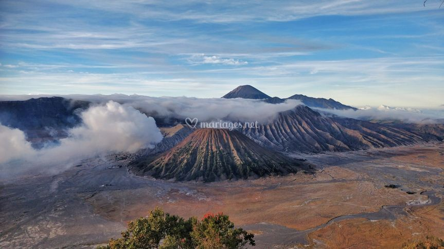 Mont Bromo, Indonésie