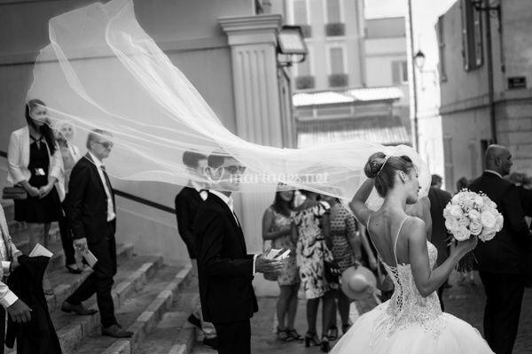Mariage sous le vent