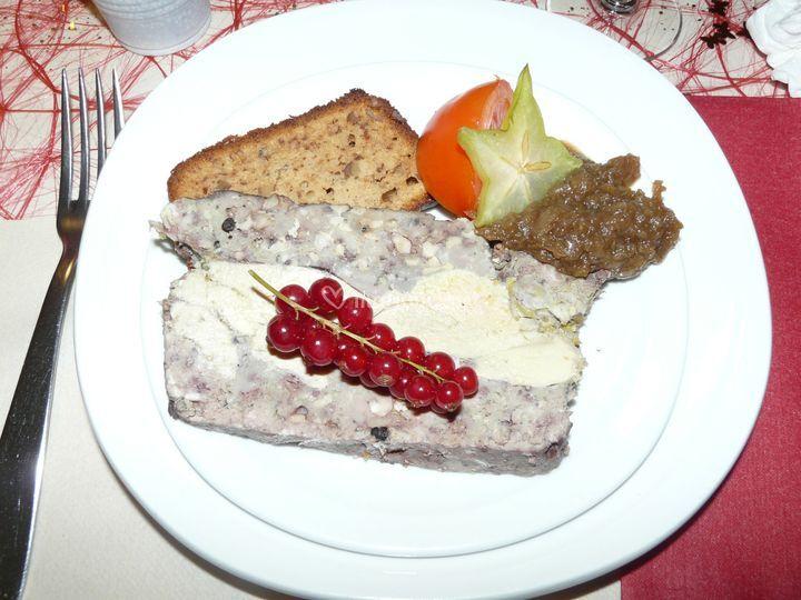 Foie gras traditionnel