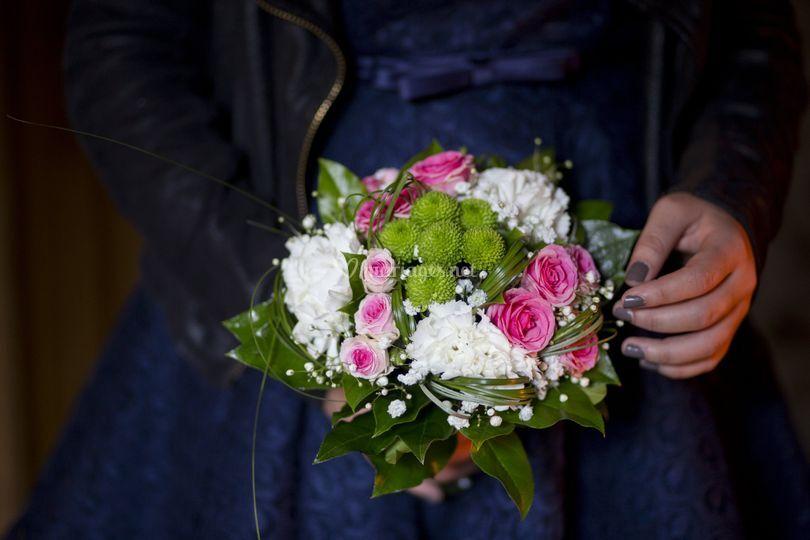 Préparatifs - Le fleuriste
