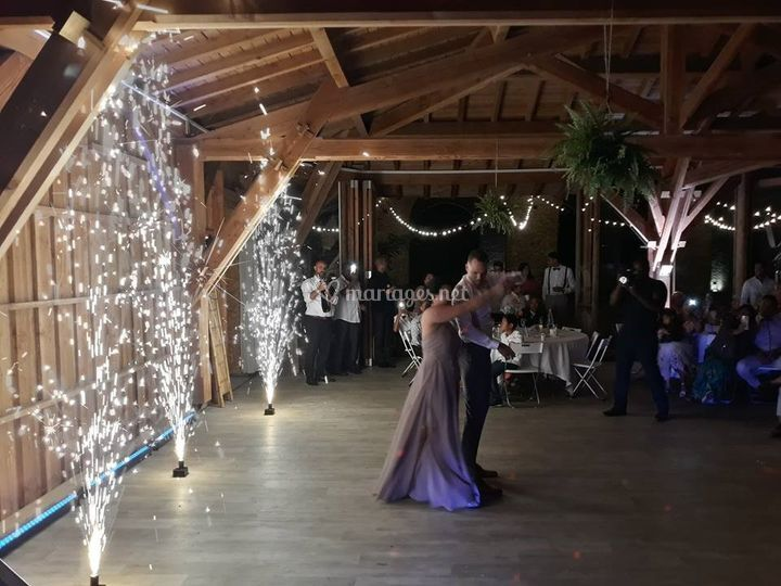 Ouverture bal mariage Toulouse