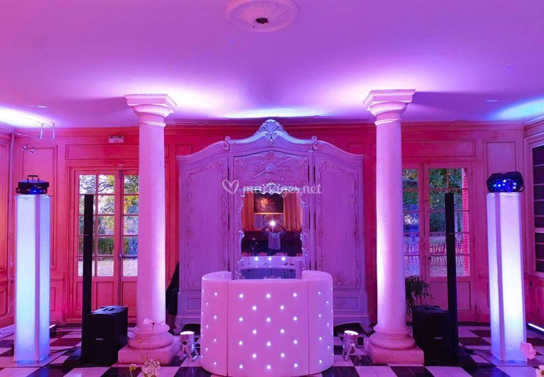 DJ mariage luxe Toulouse