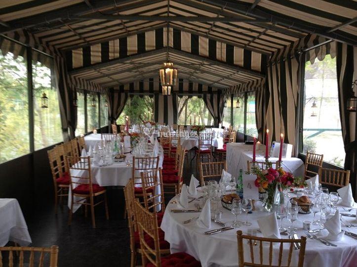 Tente Sisley