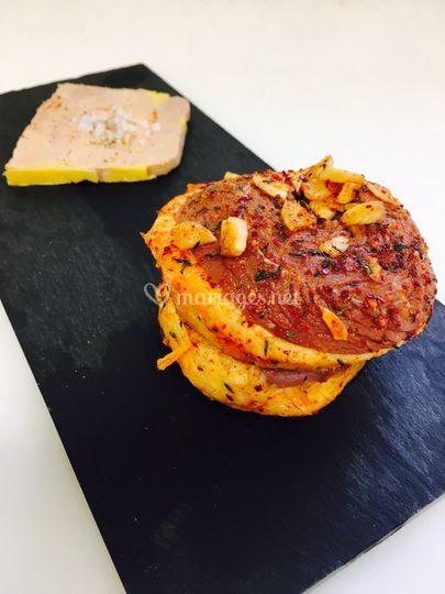 Canard & Piment d'Espelette