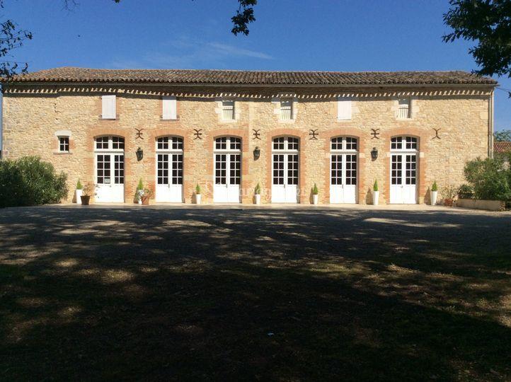 Orangerie de Saliès