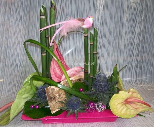 Fleurs conception