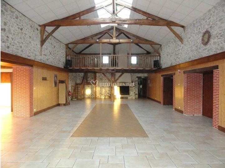 Salle Les Dodais